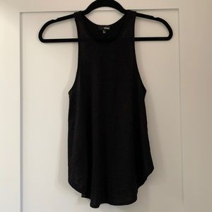 COPY - Aritzia Wilfred Free Black Tank